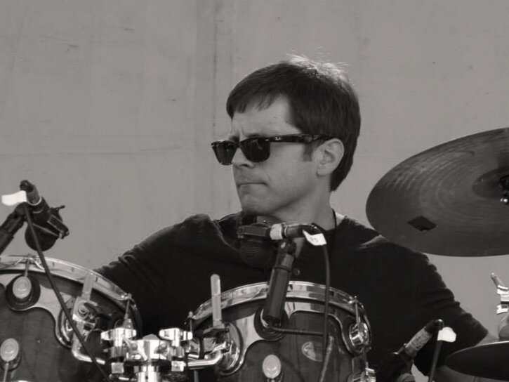 Jared Steer, drums