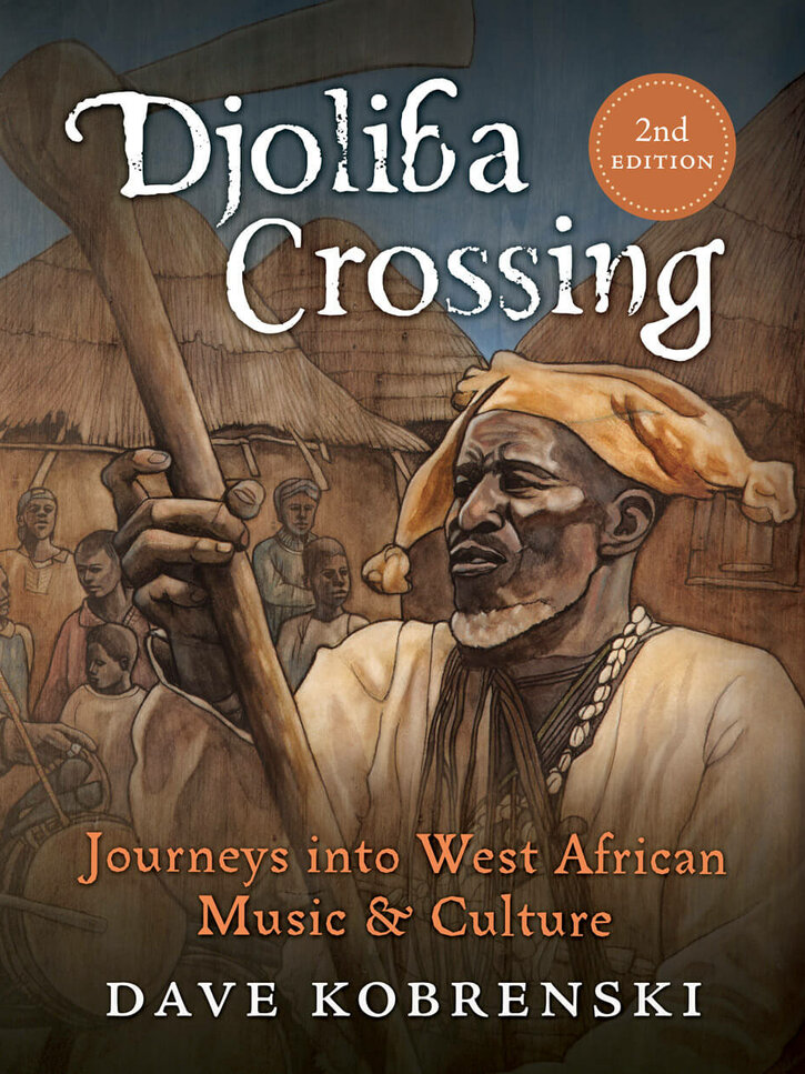 Djoliba Crossing book cover