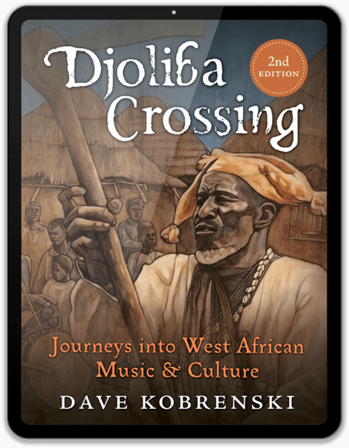Djoliba Crossing e-book